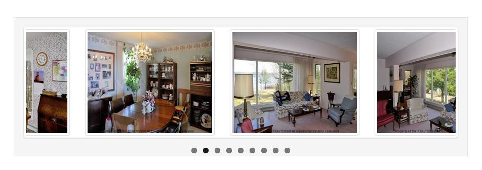Property slideshows